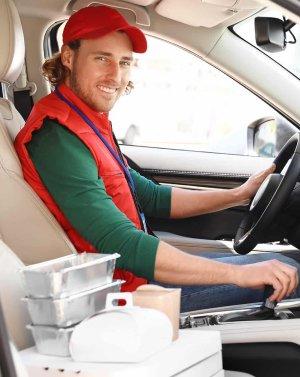 для водителей, которые занимаются транспортировкой продуктов питания, пищевого сырья и питьевой воды