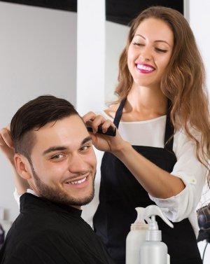 для работников сферы обслуживания (парикмахерские, салоны красоты, барбер-шопы и т.д.)