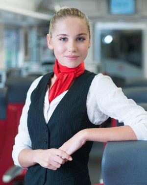 для проводников пассажирских поездов, стюардов и стюардесс
