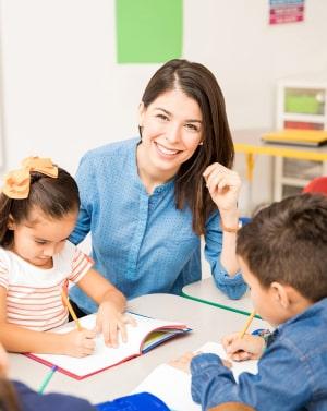 для работников дошкольных учреждений