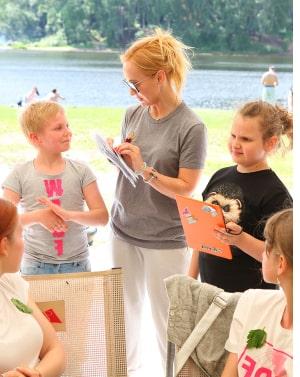 для работников детских сезонных лагерей, санаториев и домов отдыха