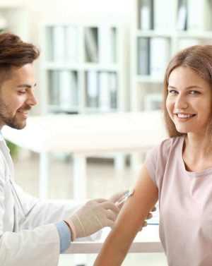 Прививка от дифтерии (ADСM)
